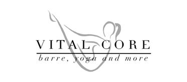 Vital Core Yoga Logo