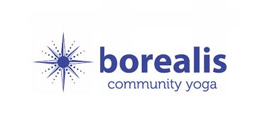 Borealis Yoga Logo
